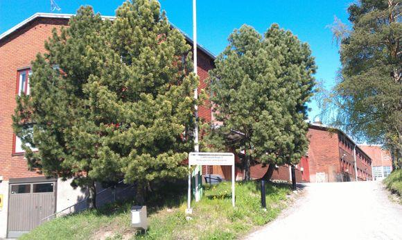 Keskuspuiston ammattiopisto Metsälän toimipaikka