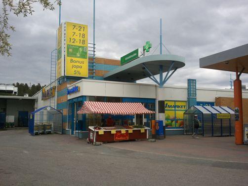 S-market Petonen