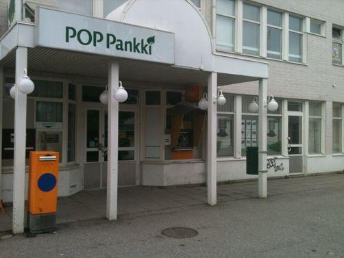 POP Pankki Siilinjärven Osuuspankki Männistön konttori