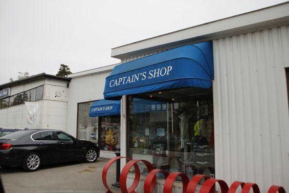 Captain's Shop