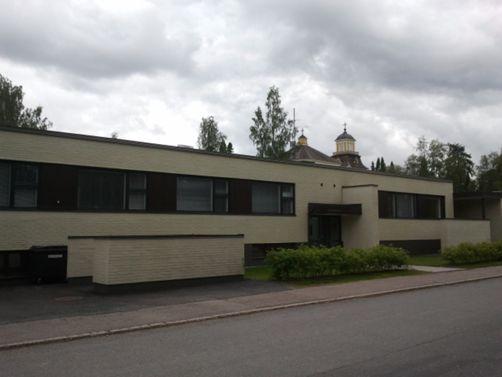 Ylöjärven seurakunta Kirkkoherranvirasto