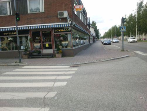 Kotipizza Kirkkopuistonkatu