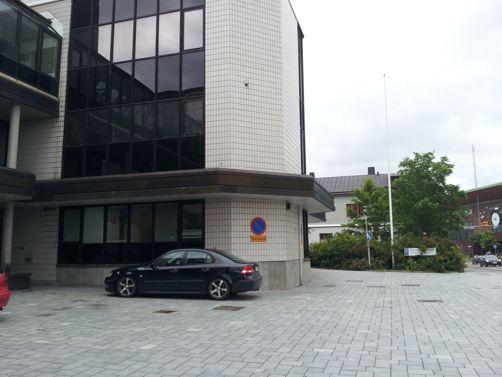 Jyväskylän kaupunki Hannikaisenkadun sosiaaliasema