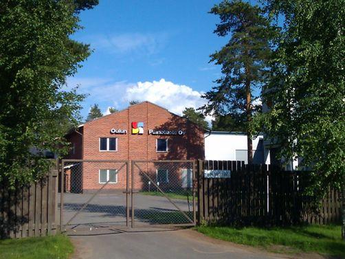 Kirjapaino Oulun Painotuote Oy