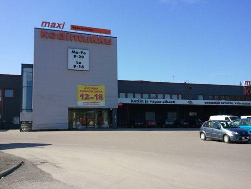 Maxi-Kodintukku Kuopio