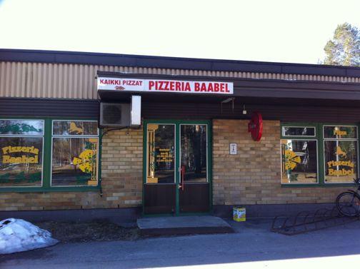 Pizzeria Baabel