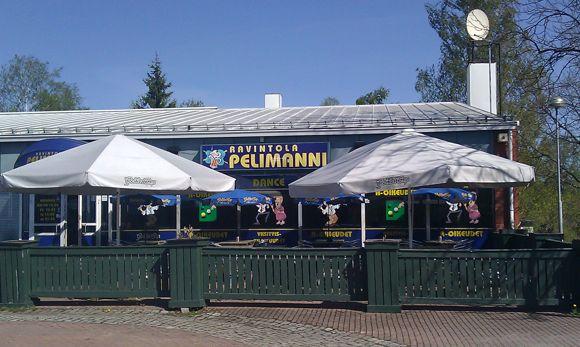 Ravintola Pelimanni