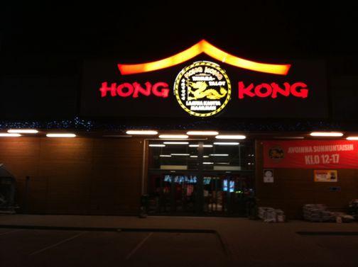 Hong Kong Porvoo