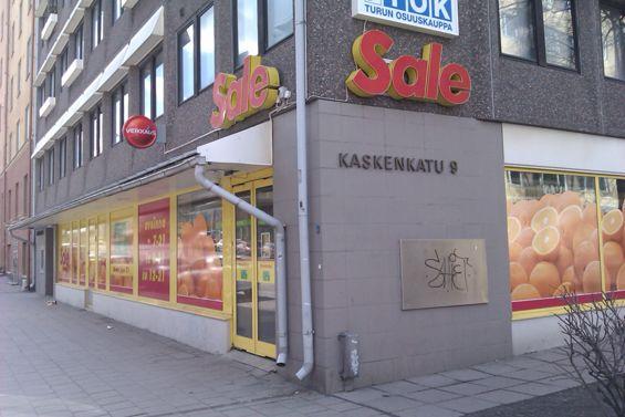 Sale Kaskenkatu