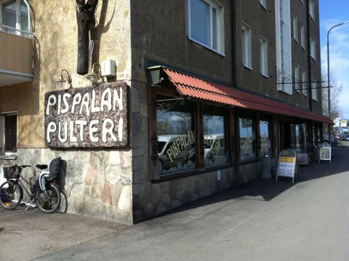 Ravintola Pispalan Pulteri