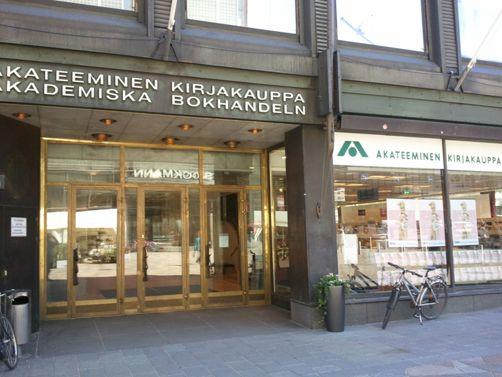 Akateeminen Kirjakauppa Helsinki Keskusta