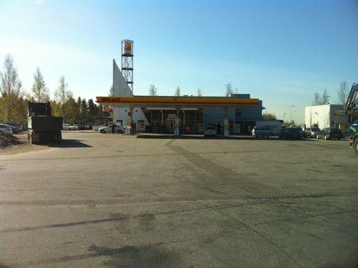 Shell Vantaa Ruskeasanta