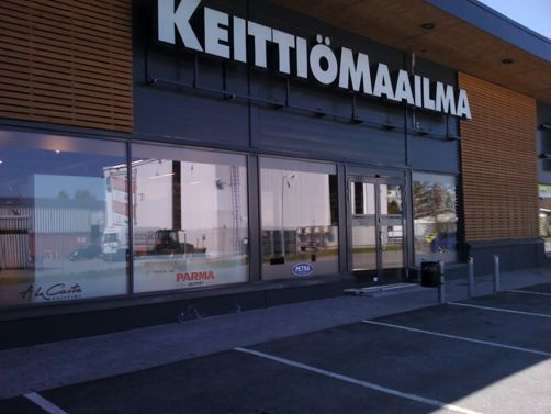 Keittiömaailma Espoo Suomenoja