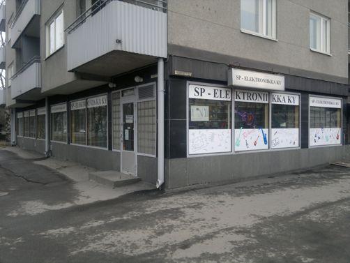 SP-Elektroniikka Oy
