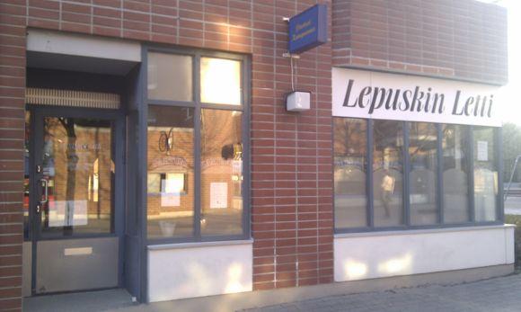 Parturi-kampaamo Lepuskin Letti