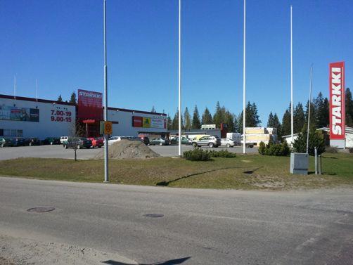 STARK Kuopio Kolmisoppi
