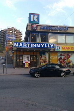 K-market Martinmylly
