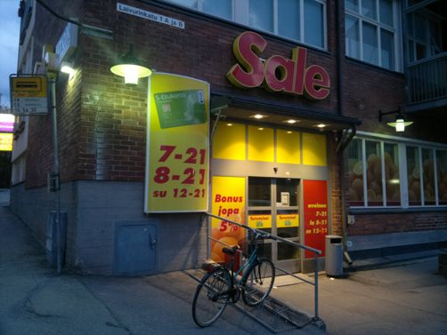 Sale Laivurinkatu