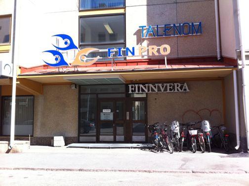 Finnvera Oyj Oulu
