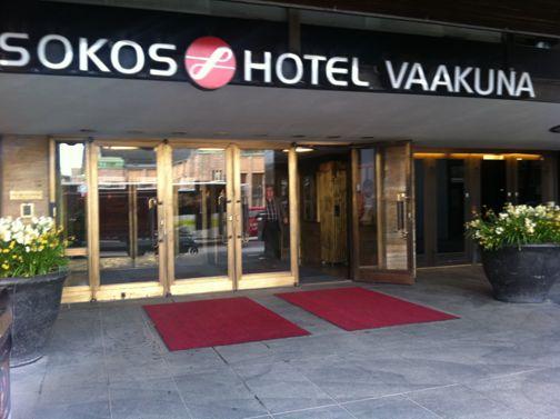 Original Sokos Hotel Vaakuna