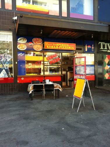 Paras Tampereen Kebab Pizzeria