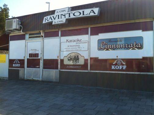 Ravintola Linnunrata