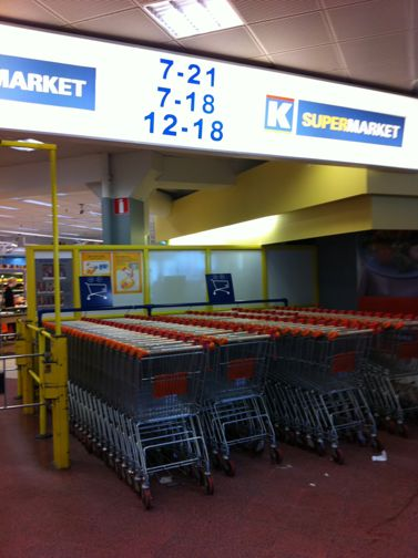 K-supermarket Sipatti