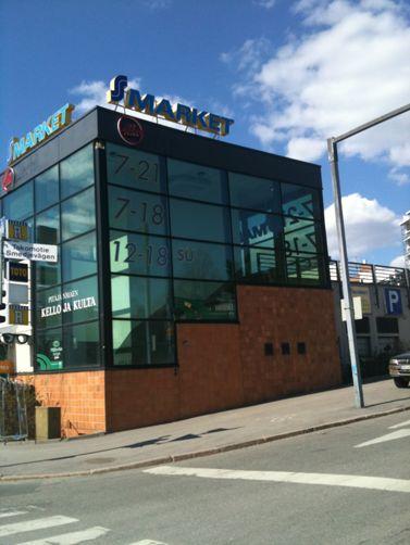 S-market Pitäjänmäki