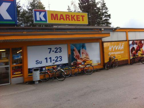 K-market Vahtero