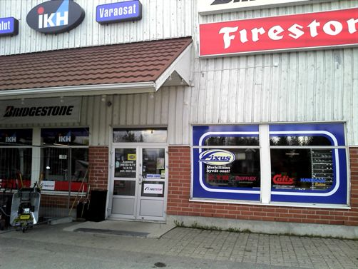 Tarvikekeskus Oy - Rovaniemi - Kemijärvi - Ranua