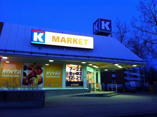 K-market Heinäpää