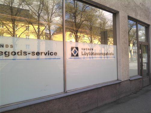 Löytötavaratoimisto Suomen Löytötavarapalvelu