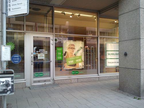 Specsavers Optikko Hämeenlinna