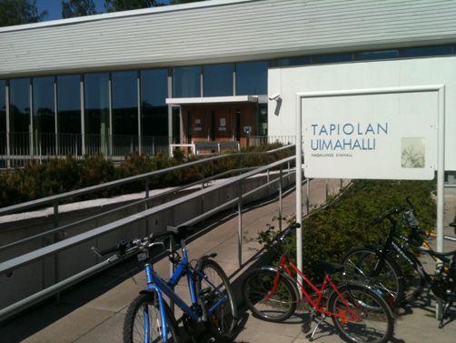 Espoon kaupunki Tapiolan Uimahalli