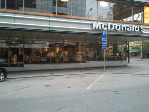 McDonald's Tampere Hämeenkatu 5