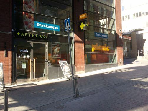 Café Picnic Kaisaniemen Metrohalli