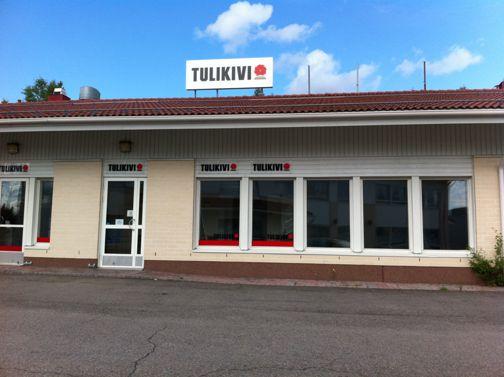 Tulikivi-studio Rovaniemi