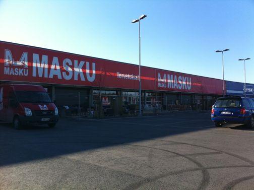 Masku Oulu