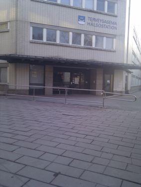 Helsingin kaupunki Pitäjänmäen terveysasema