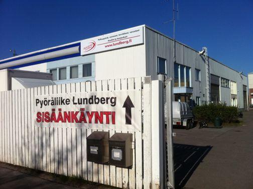 Pyöräliike Lundberg