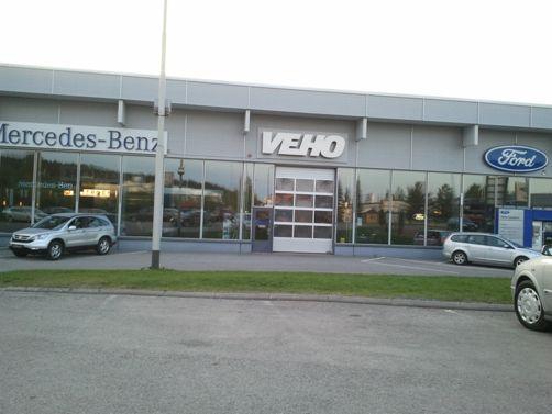 Veho Tampere Lielahti