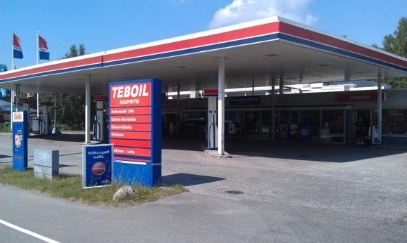 Teboil Helsinki Kaupintie
