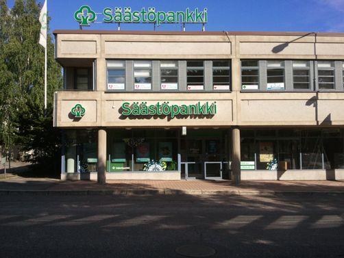 Helmi Säästöpankki Oy, Heinolan konttori