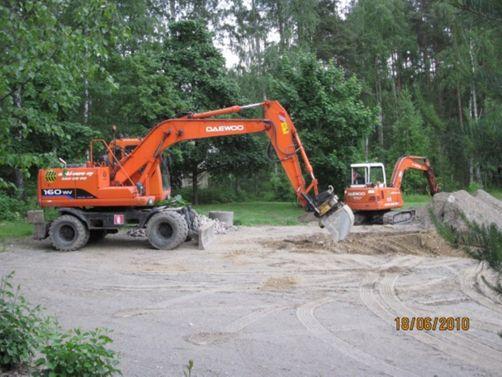Maanrakennuspalvelut Mäki-Uuro Oy