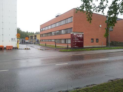 Pohjois-Karjalan Ammattiopisto/Peltola
