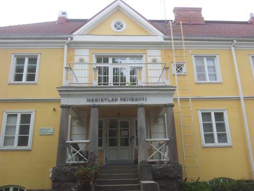 Kouvolan kaupunki Mäkikylän palvelukeskus