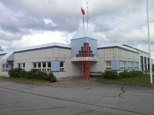 Pohjois-Savon pelastuslaitos Vieremän palolaitos