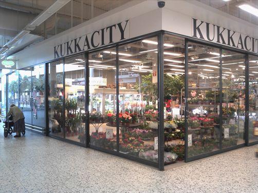 Turun Kukkacity Oy Citymarket Länsikeskus, Turku