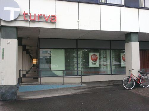 Keskinäinen Vakuutusyhtiö Turva, Kuopio
