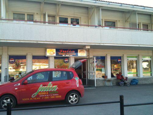 Julia Kebab Pizzeria